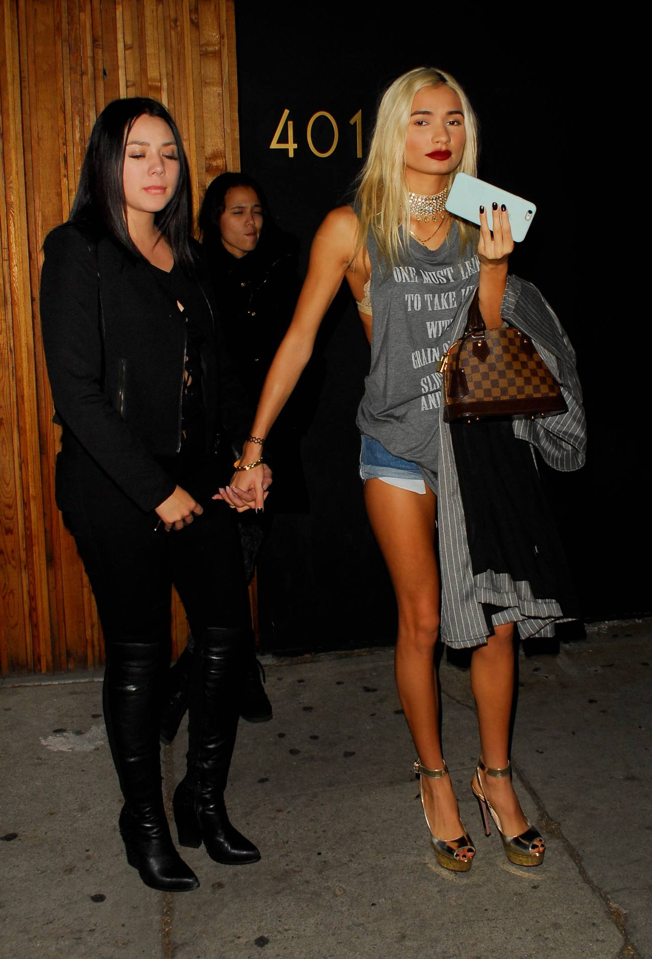 Pia Mia at Nice Guys in West Hollywood-1