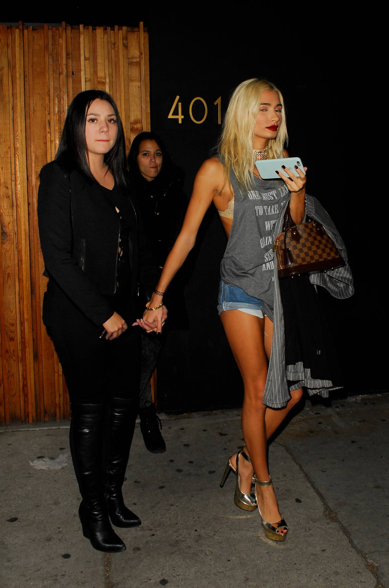 Pia Mia at Nice Guys in West Hollywood-2
