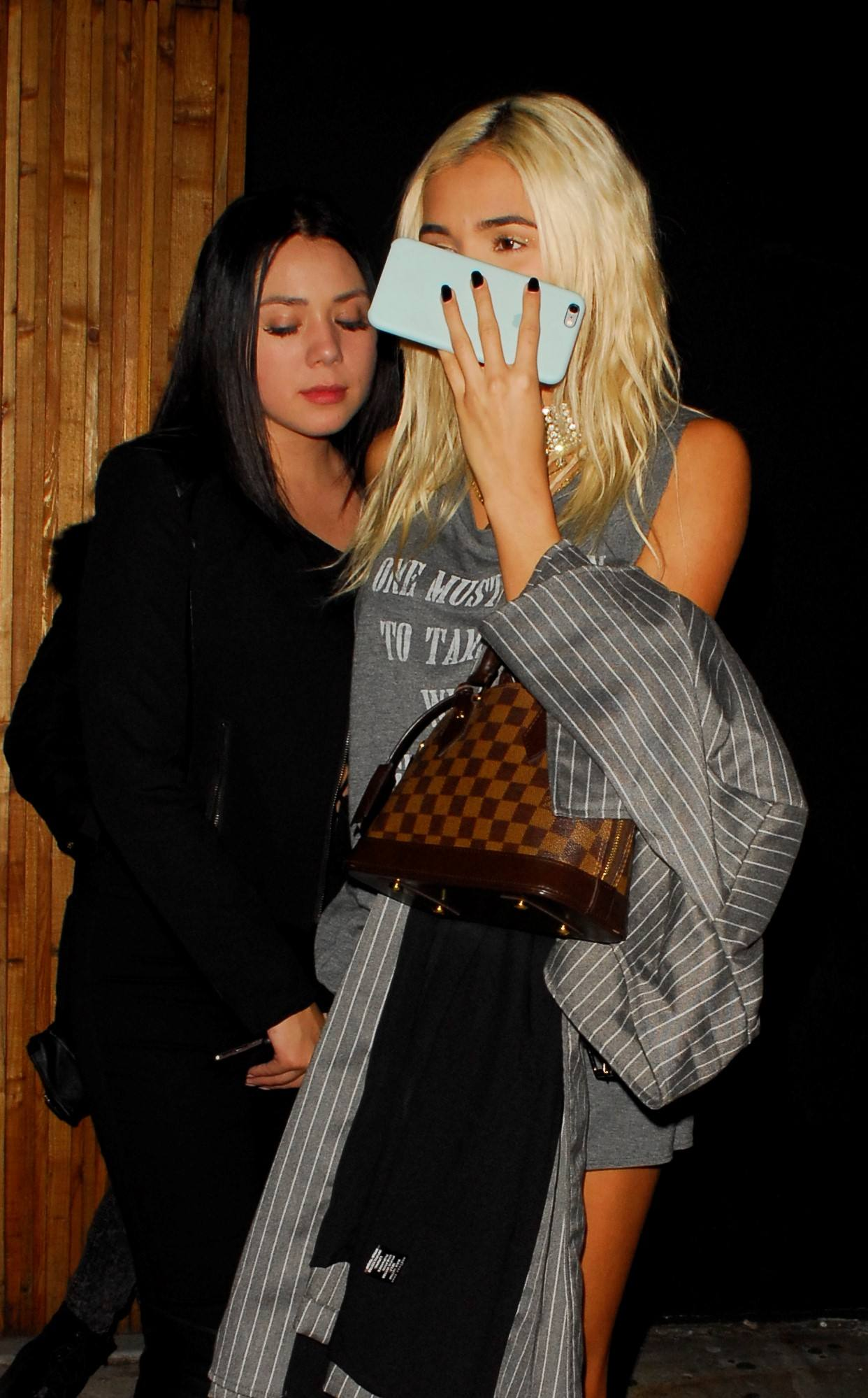 Pia Mia at Nice Guys in West Hollywood-3