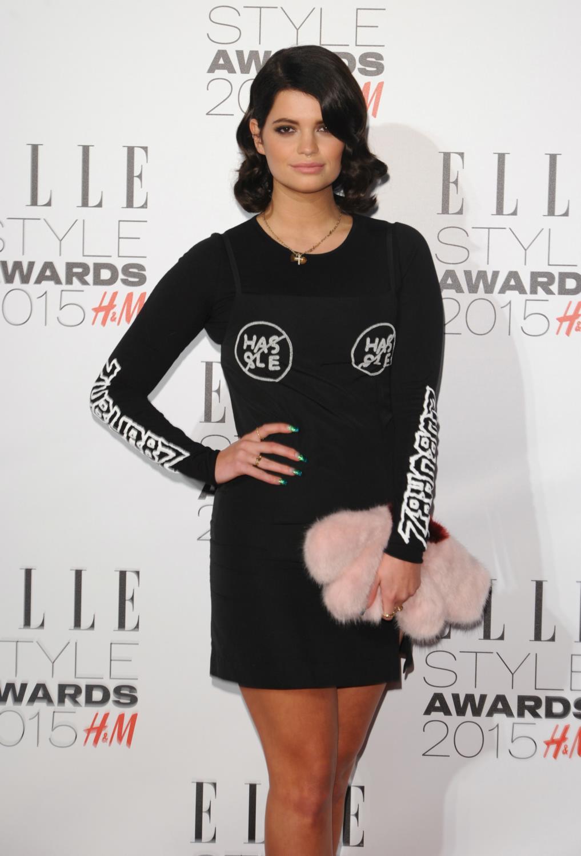 Pixie Geldof attends ELLE Style Awards