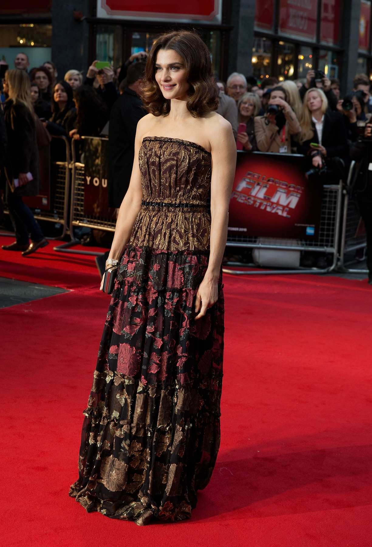 Rachel Weisz at BFI LFF Youth Premiere-2