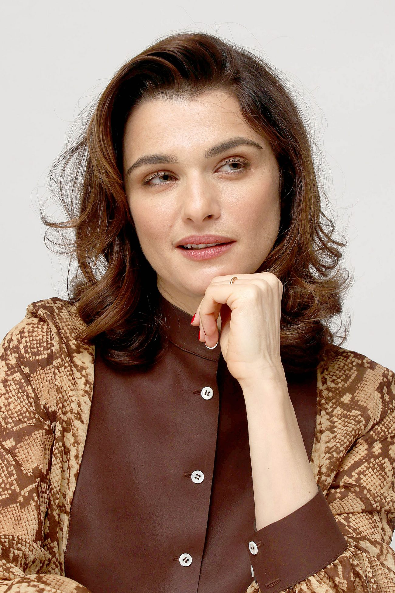 Rachel Weisz at Press Conference for Youth-1