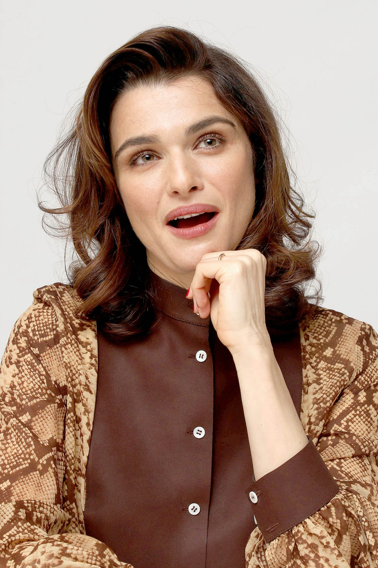 Rachel Weisz at Press Conference for Youth-2