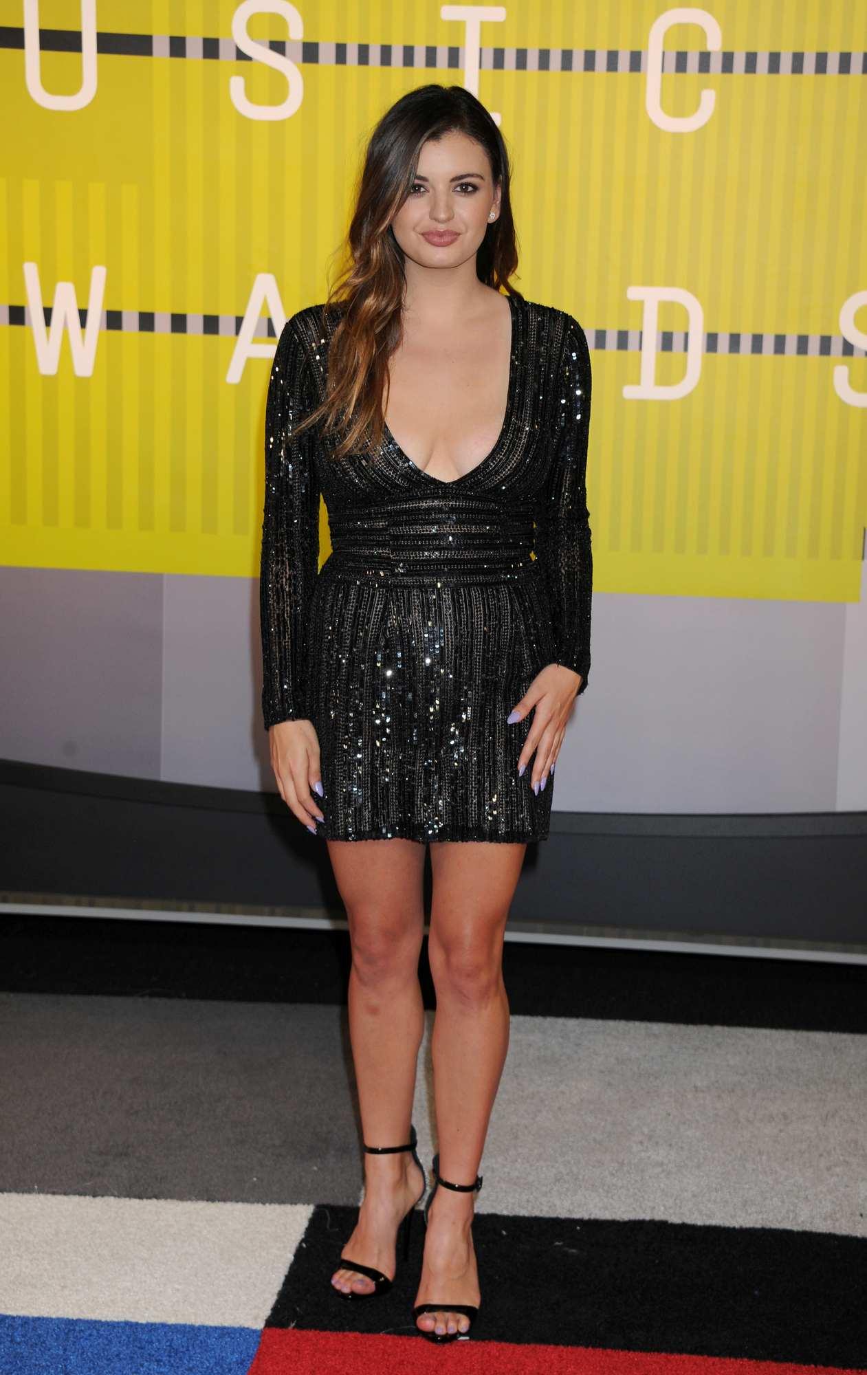 Rebecca Black at MTV V... Dakota Fanning