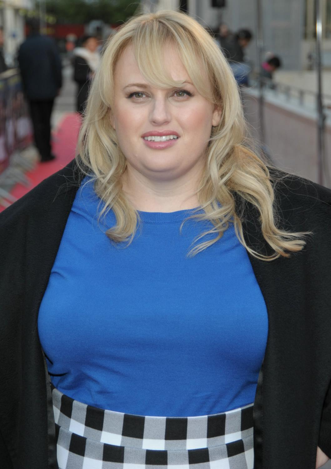 Rebel Wilson ate Pitch Perfect Film Premiere-1