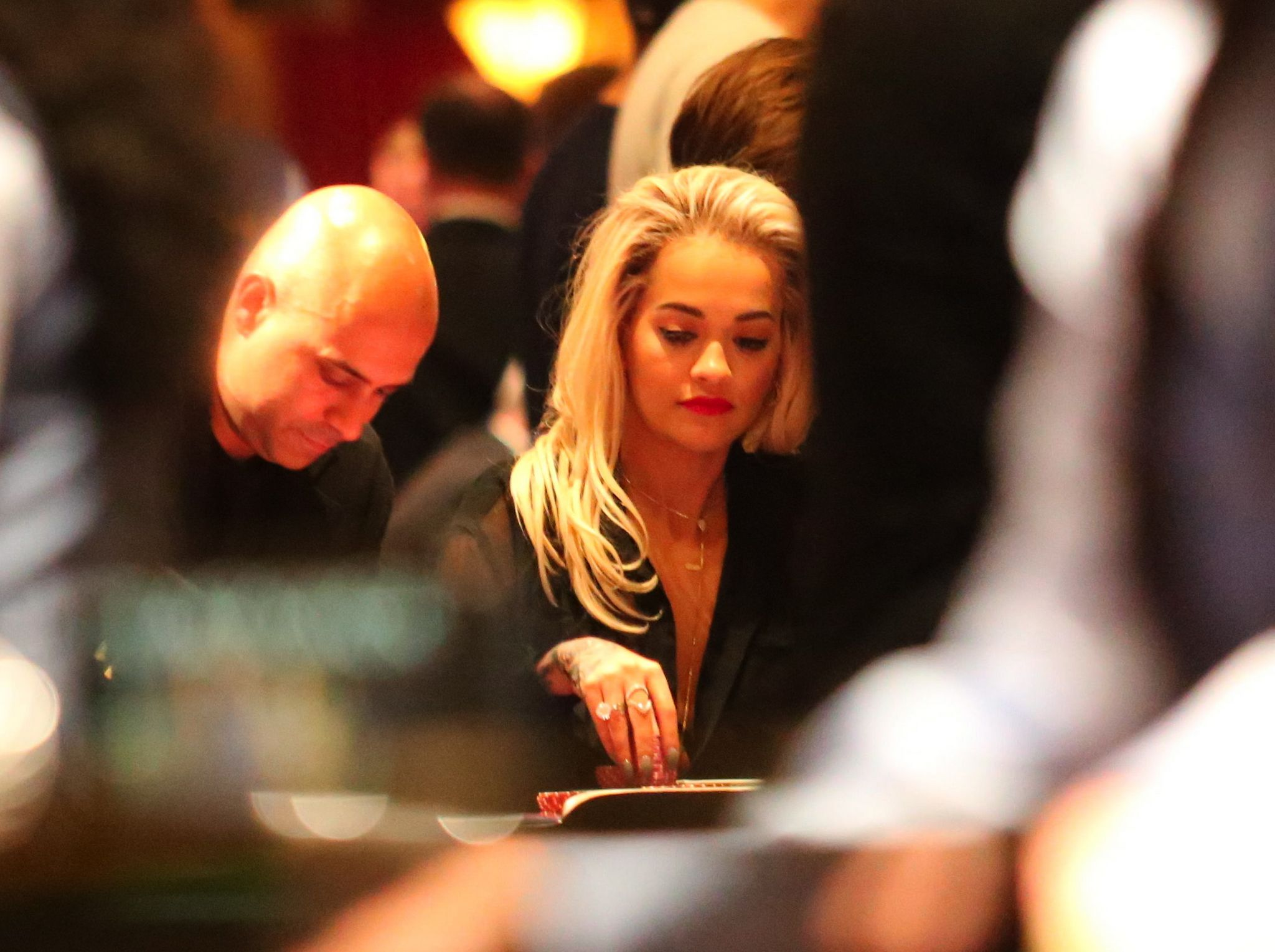 Rita Ora Joins Joe Jonas in Las Vegas-4
