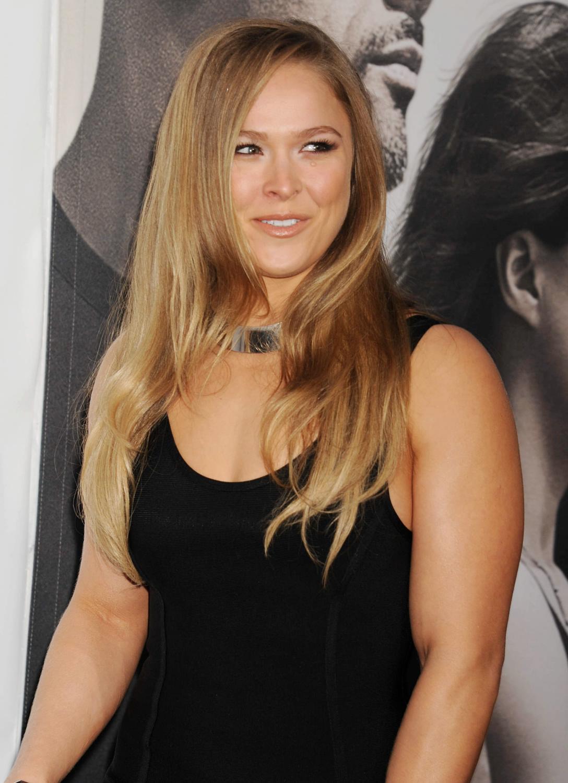 Ronda Rousey at Furious LA Premiere-1