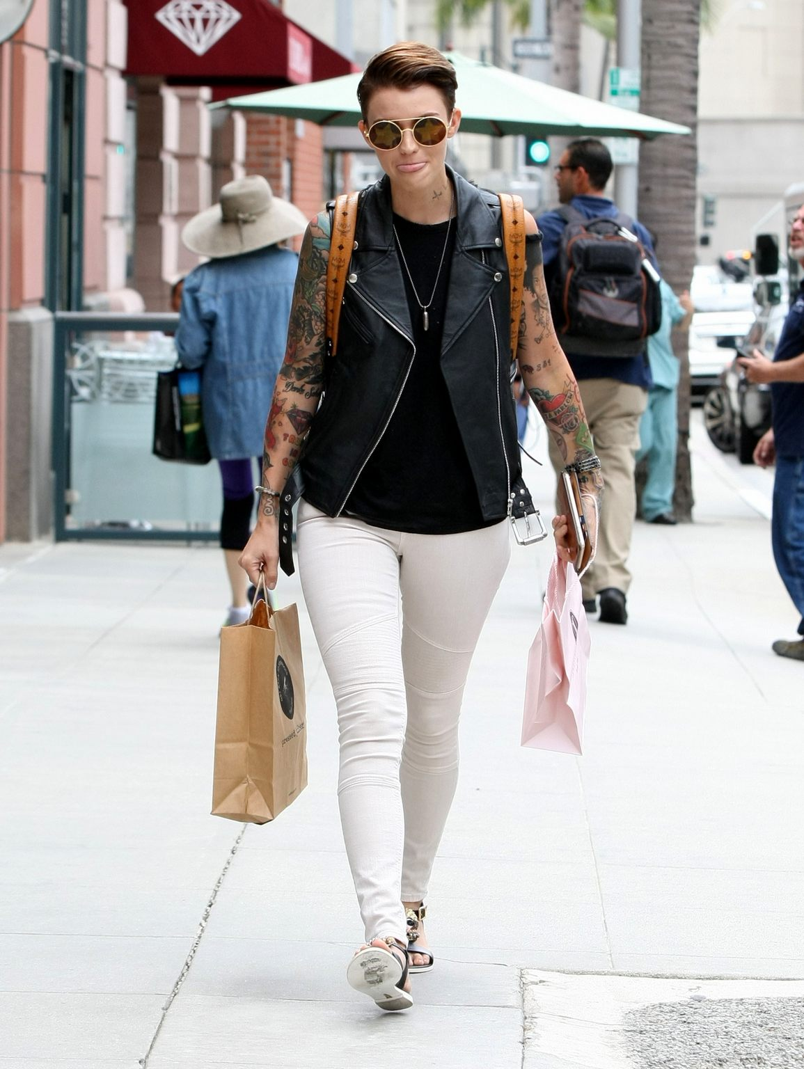 Ruby Rose in Los Angeles-1