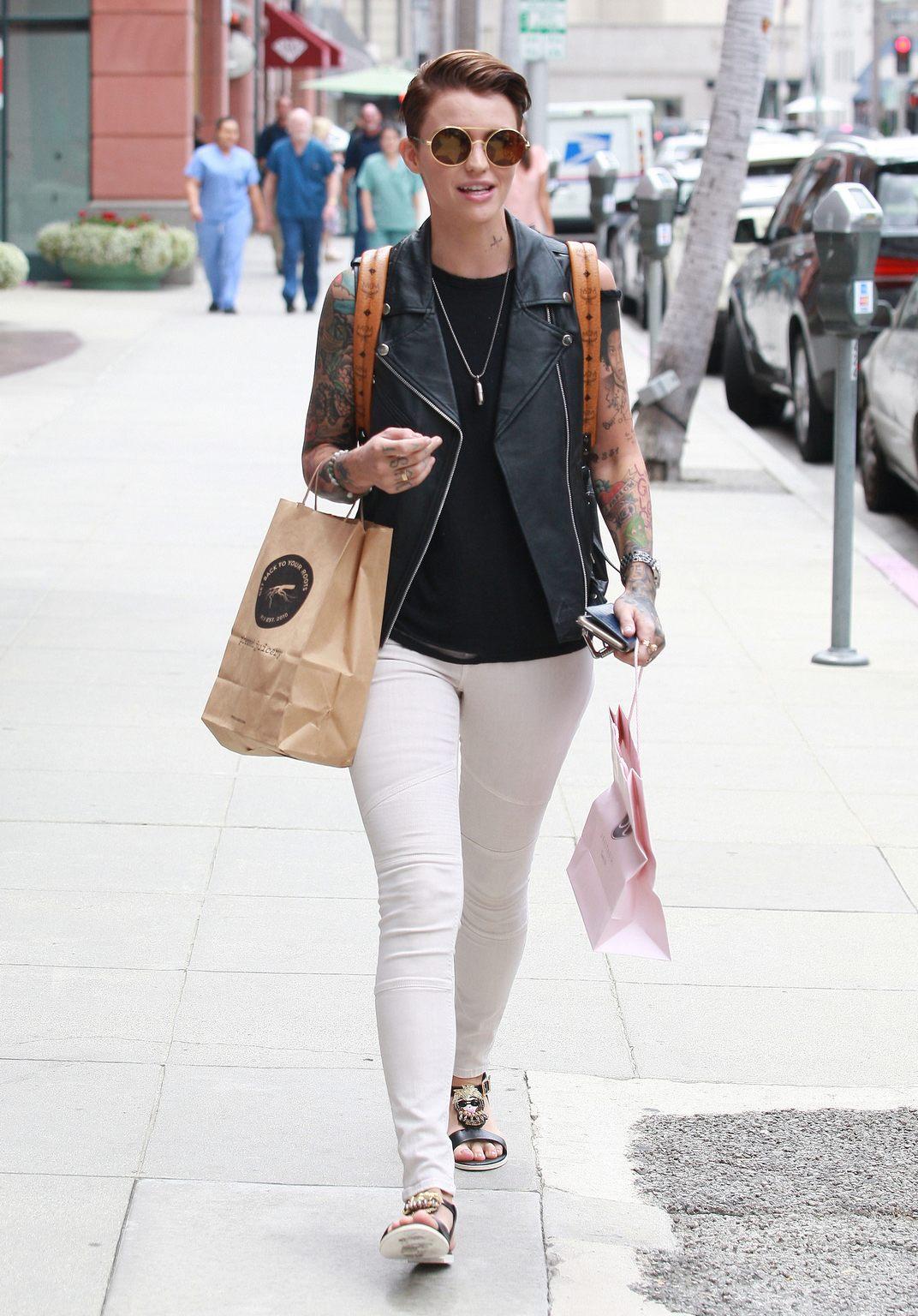Ruby Rose in Los Angeles-3