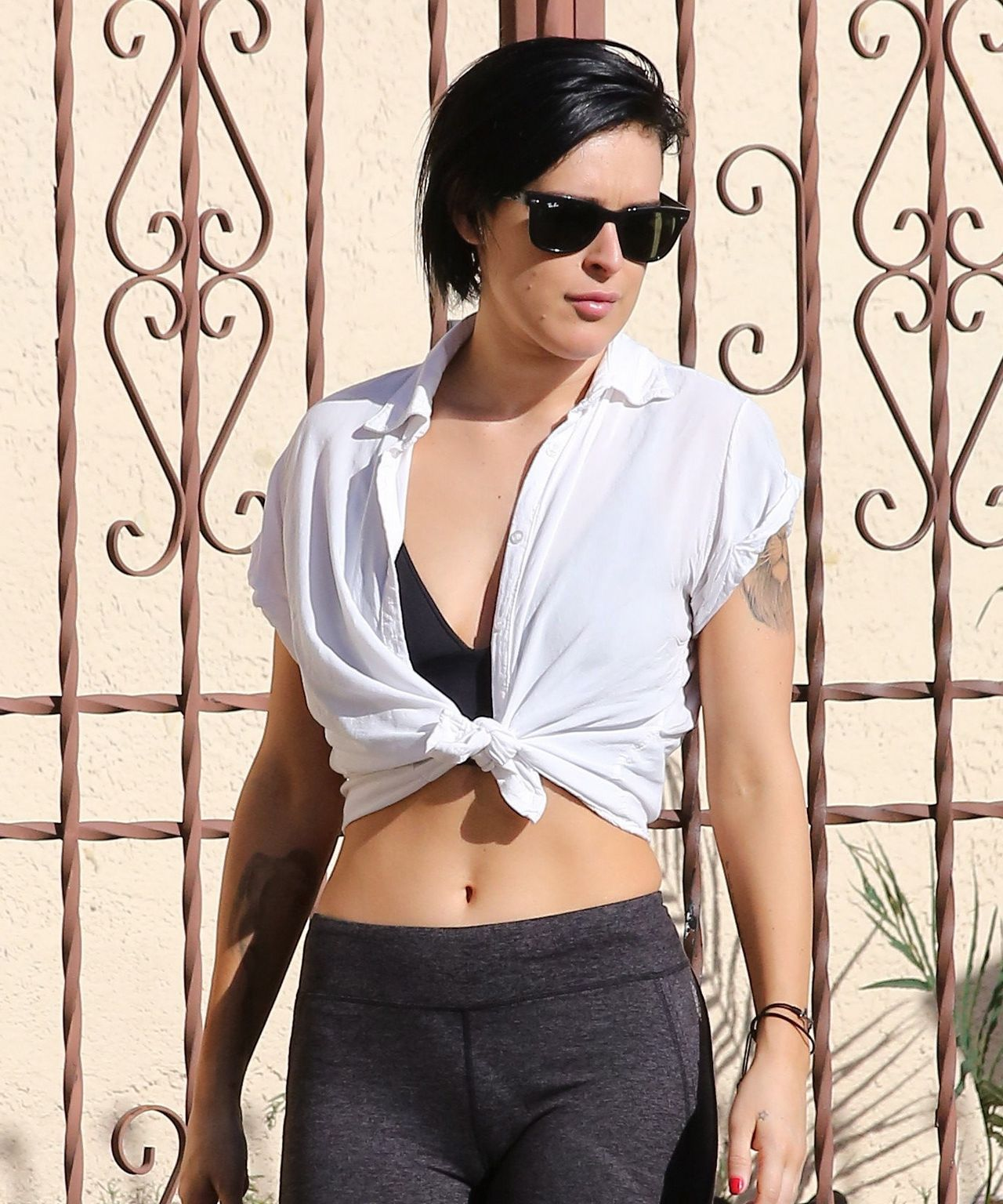 Rumer Willis at Dancing With The Stars-1