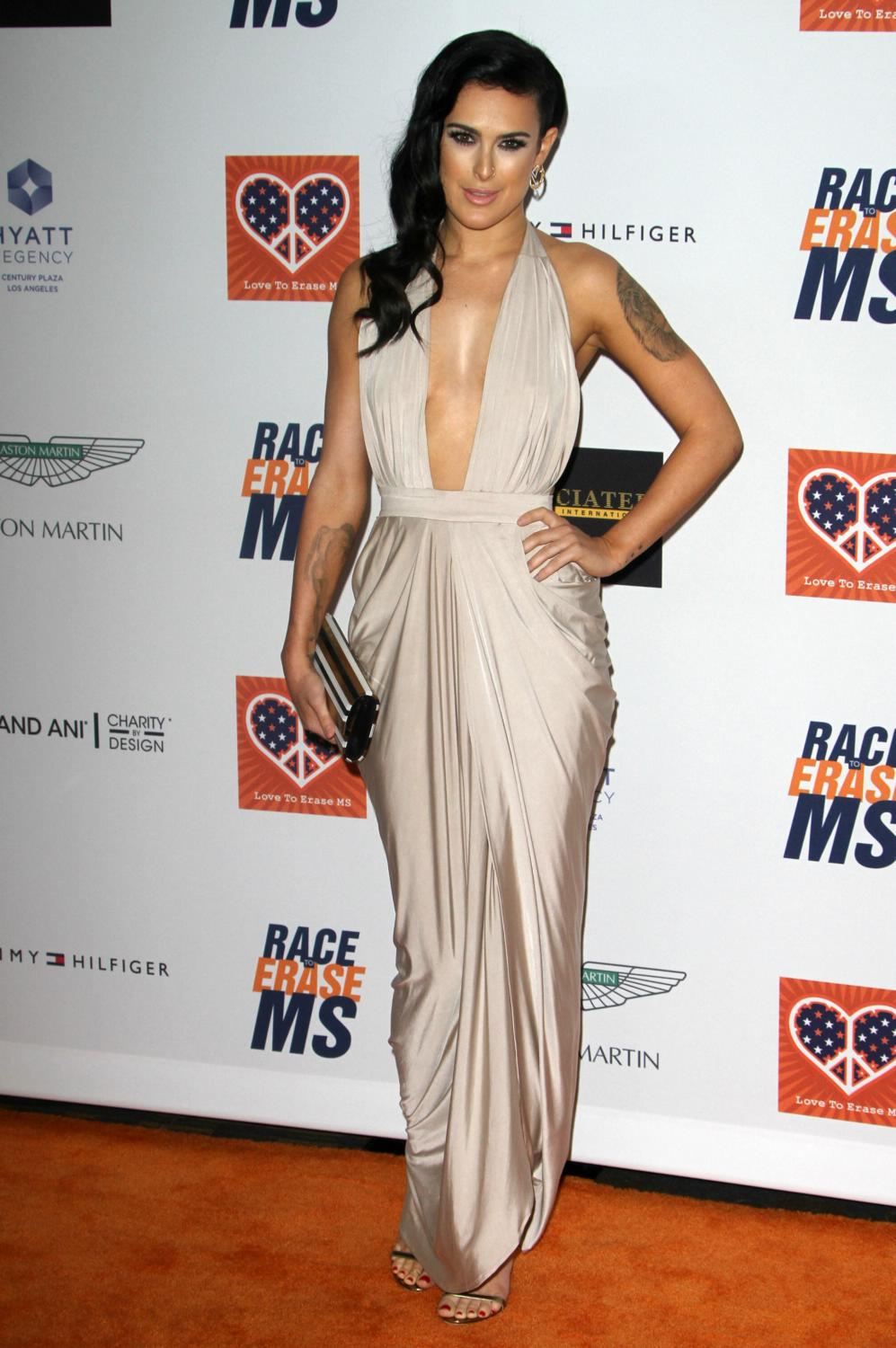 Rumer Willis at The Annual Race To Erase MS Event-2