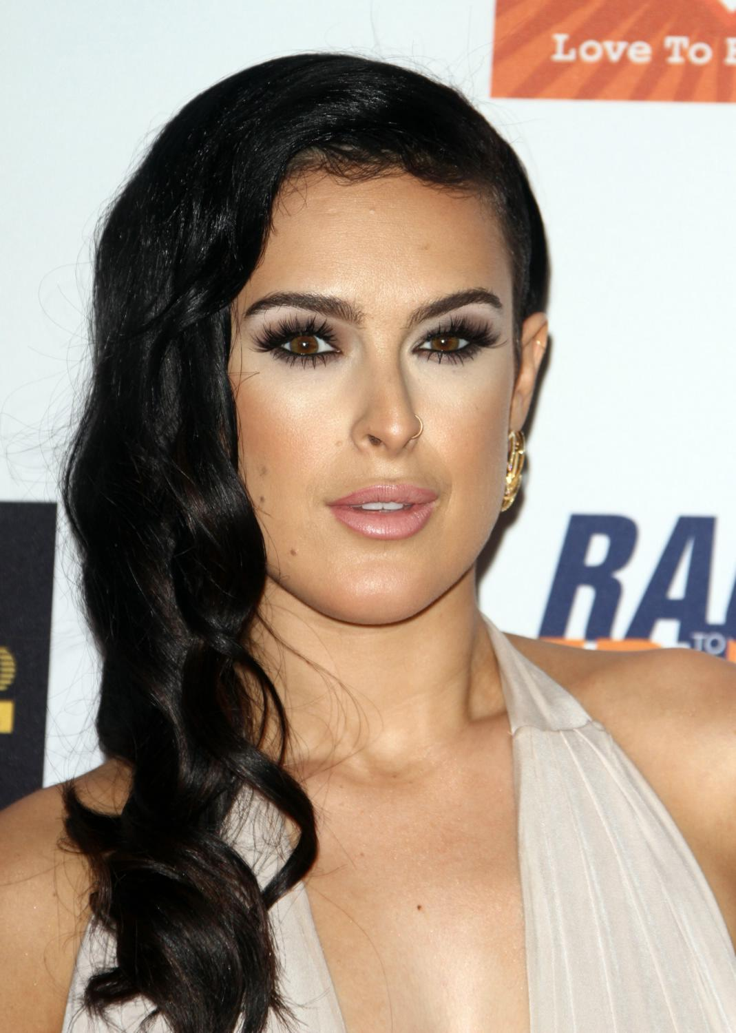 Rumer Willis at The Annual Race To Erase MS Event-4