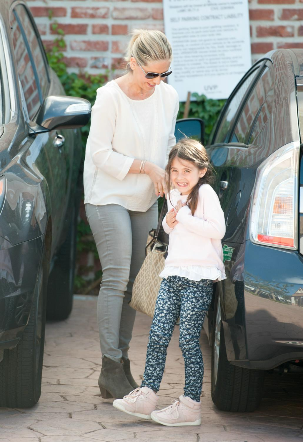 Sarah Michelle Gellar and Charlotte Prinze Seen in Los Angeles-2