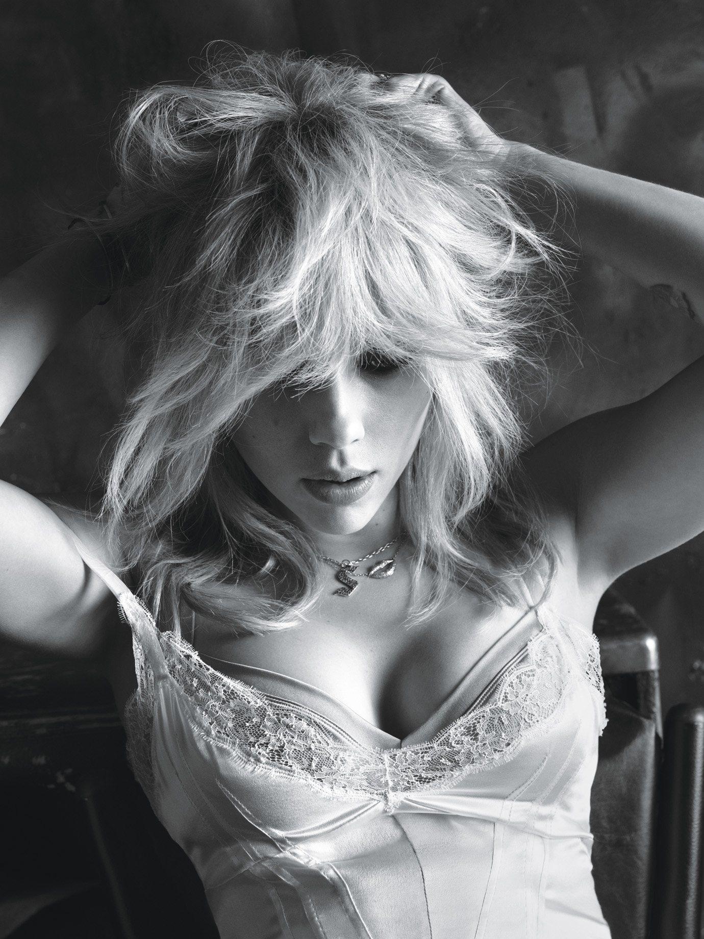 Scarlett Johnansson W Magazine Photoshoots-1