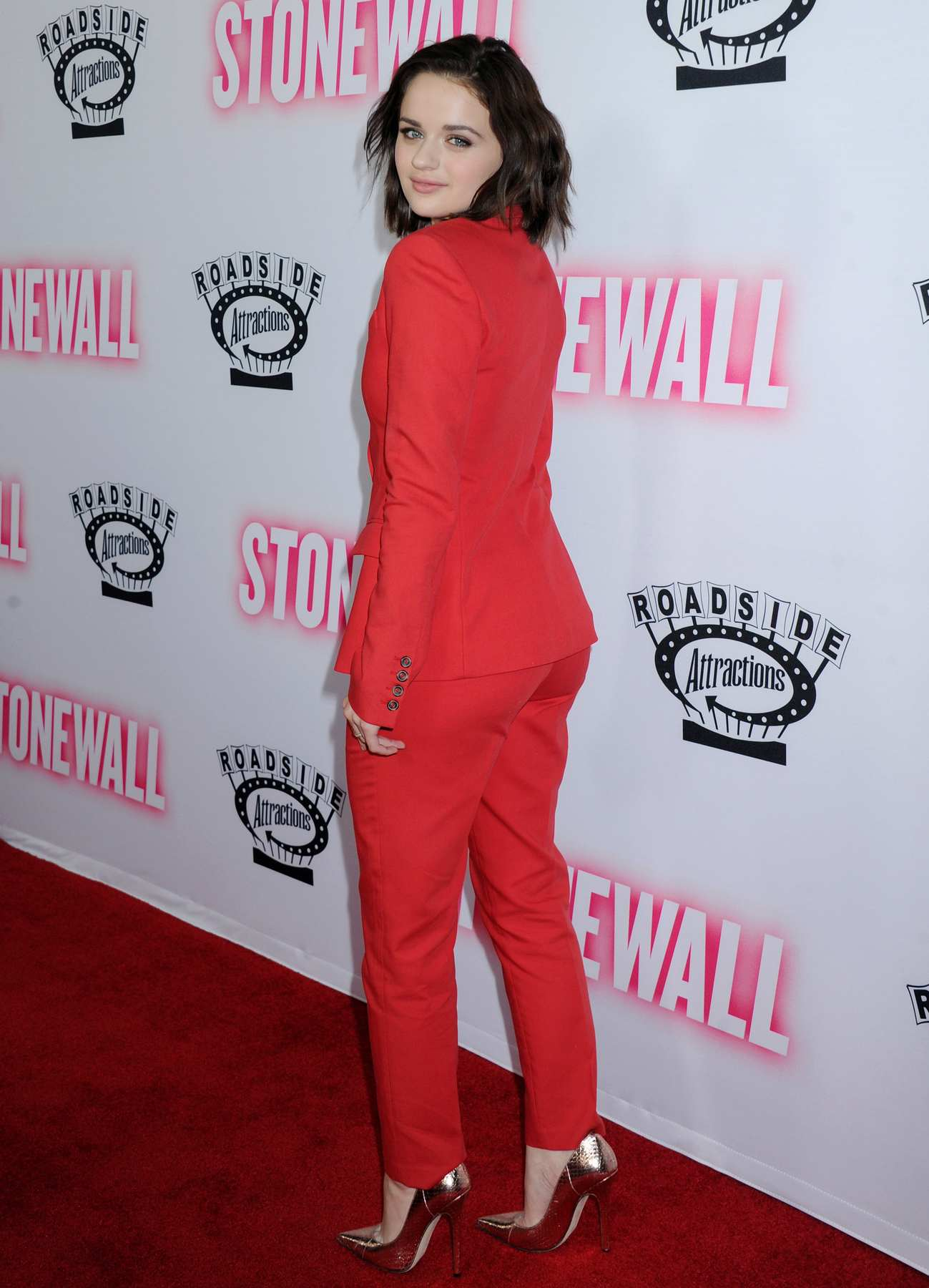 Sisters Love Joey King and Hunter King at Stonewall LA Premiere-2