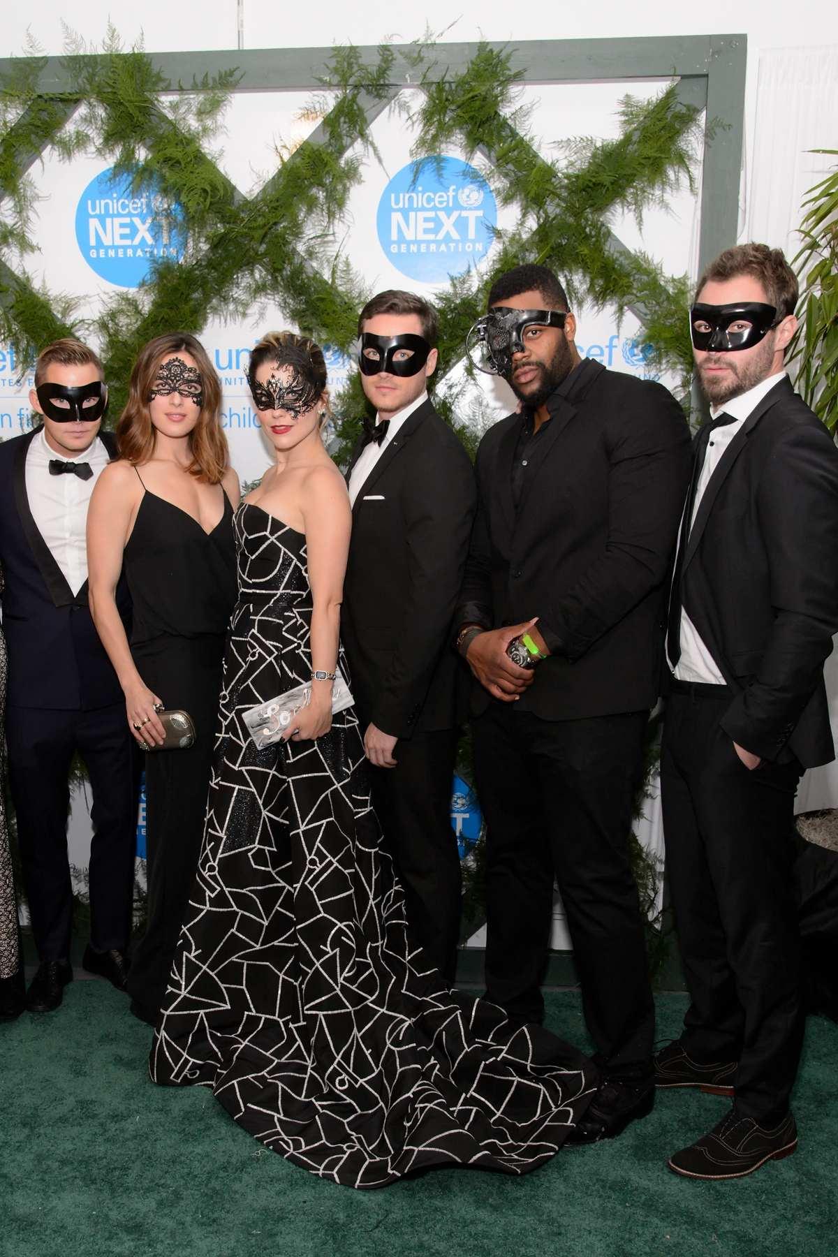Sophia Bush Attends UNICEF Neverland Masquerade Ball-4