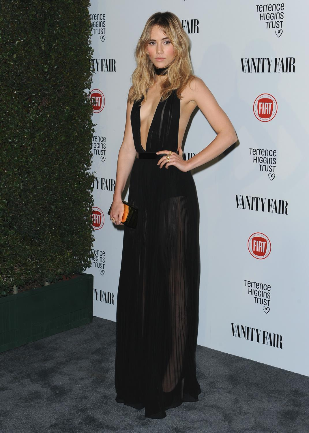 Suki Waterhouse ate Vanity Fair and Fiat Young Hollywood event-1
