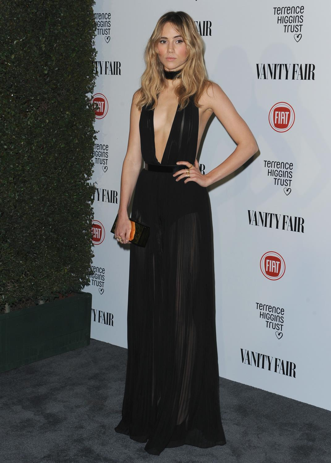 Suki Waterhouse ate Vanity Fair and Fiat Young Hollywood event-2