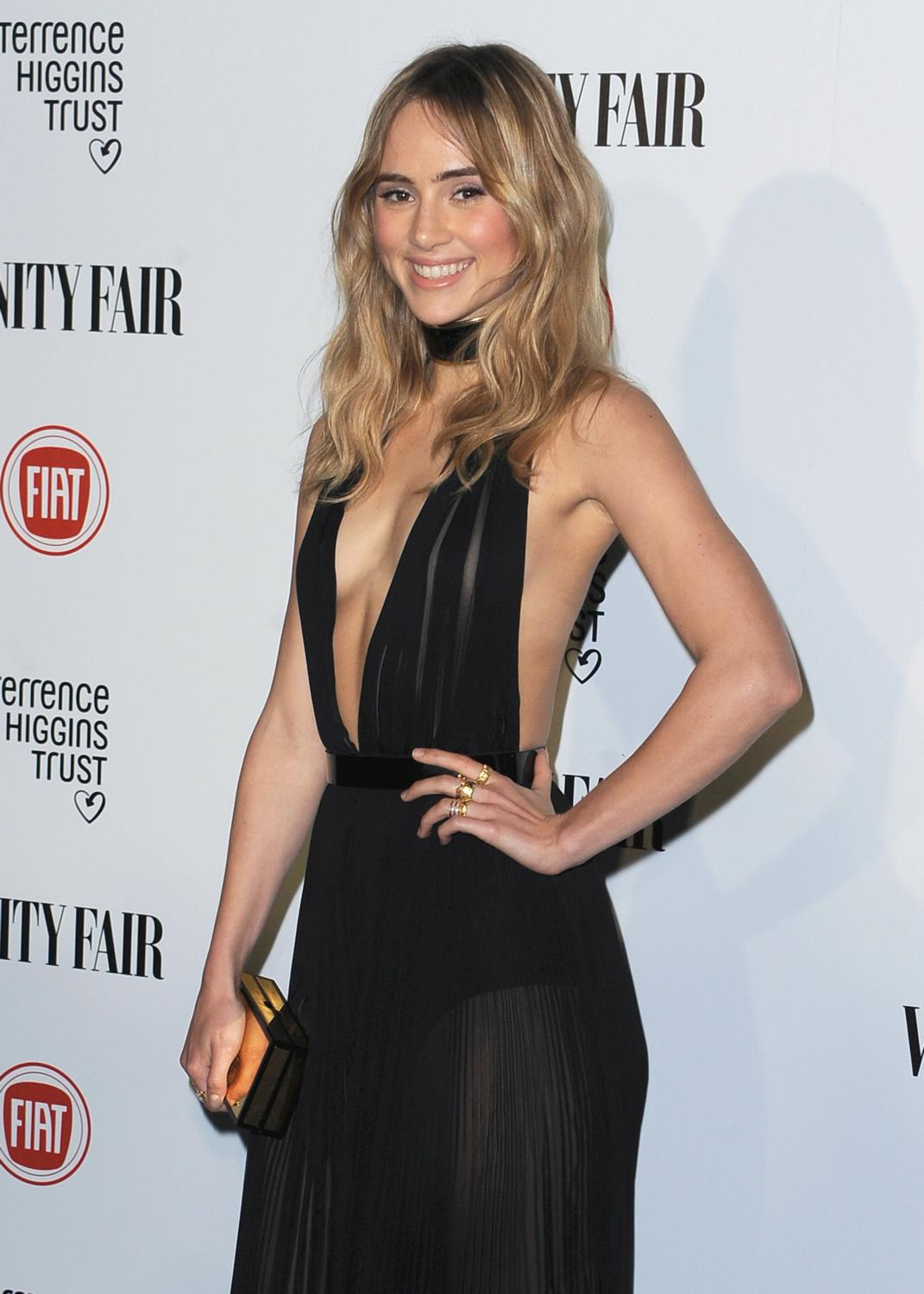 Suki Waterhouse ate Vanity Fair and Fiat Young Hollywood event-3