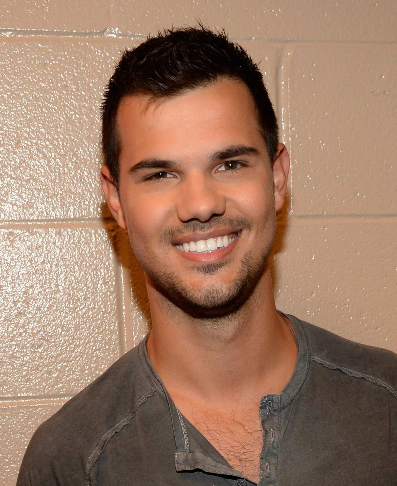 Taylor Lautner at iHeartRadio Music Festival-3