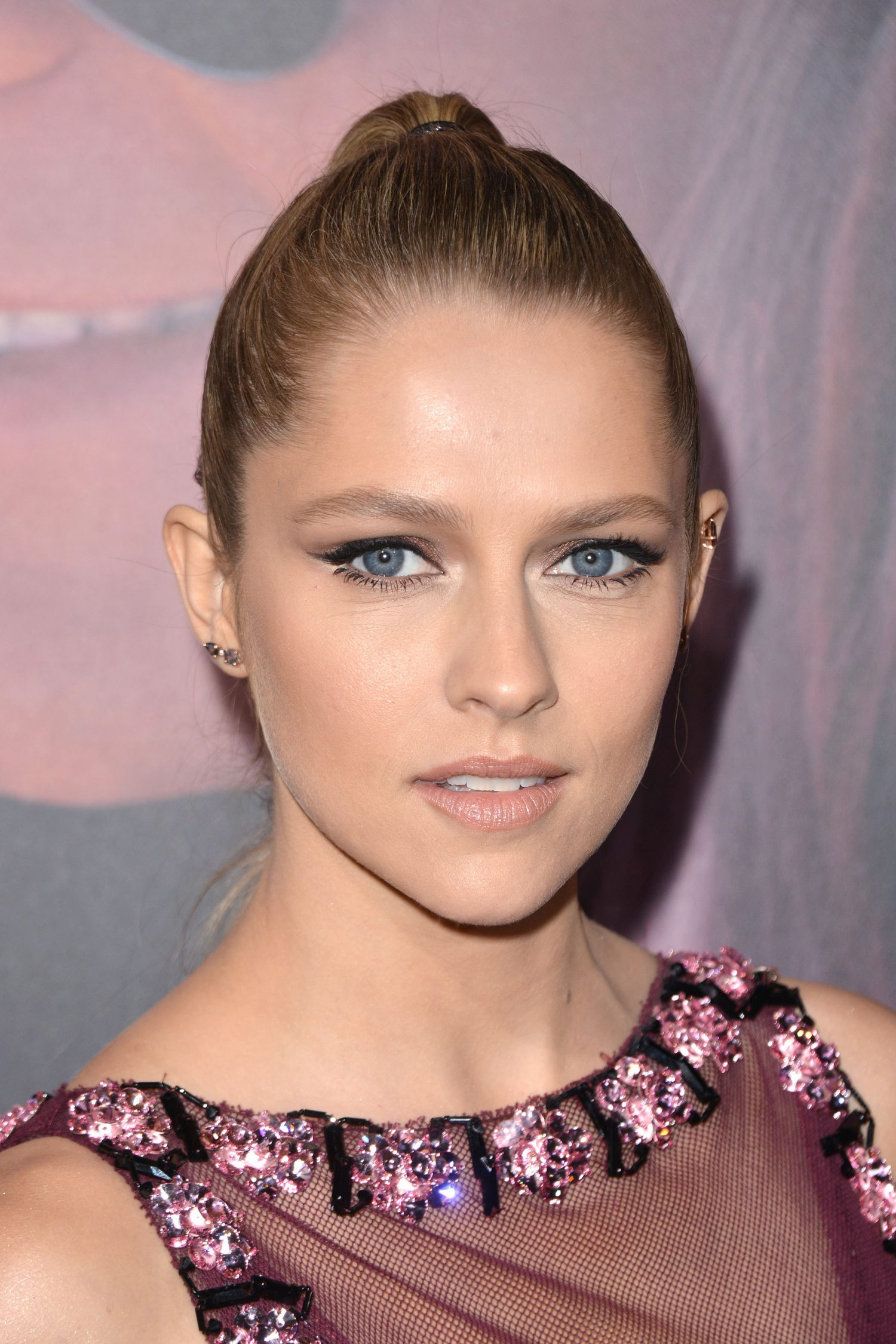 Teresa Palmer at The Choice Premiere in Hollywoodst-1