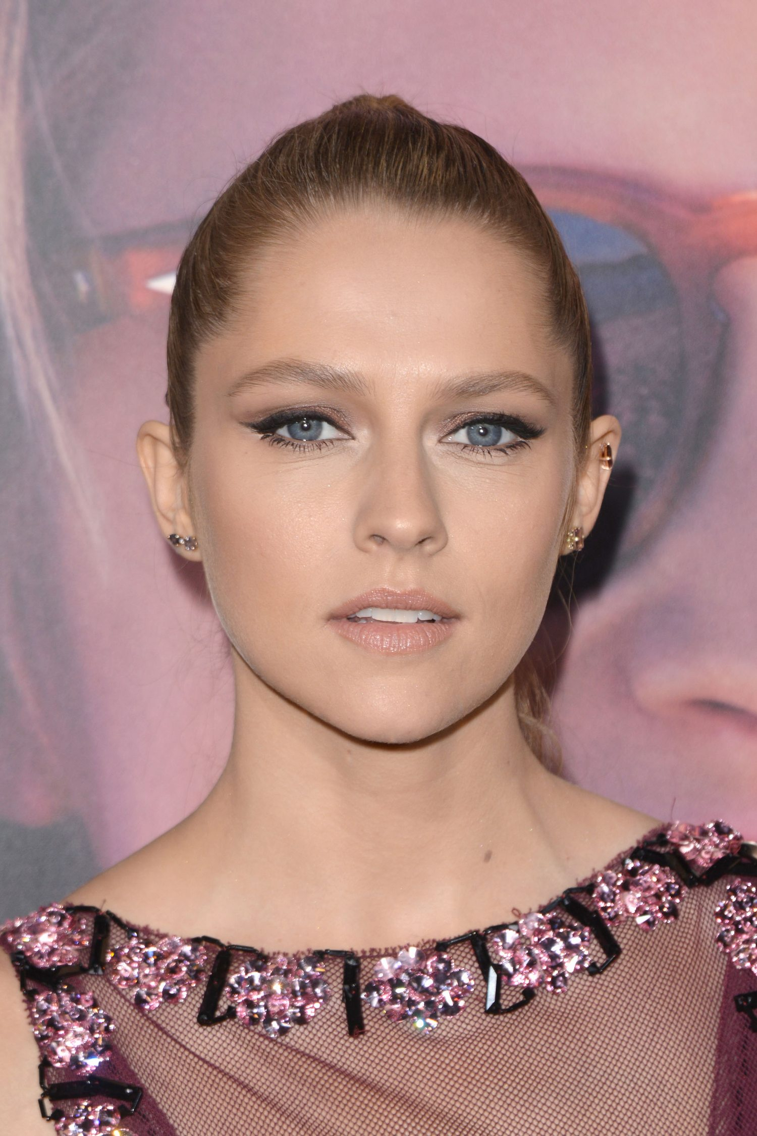 Teresa Palmer at The Choice Premiere in Hollywoodst-2