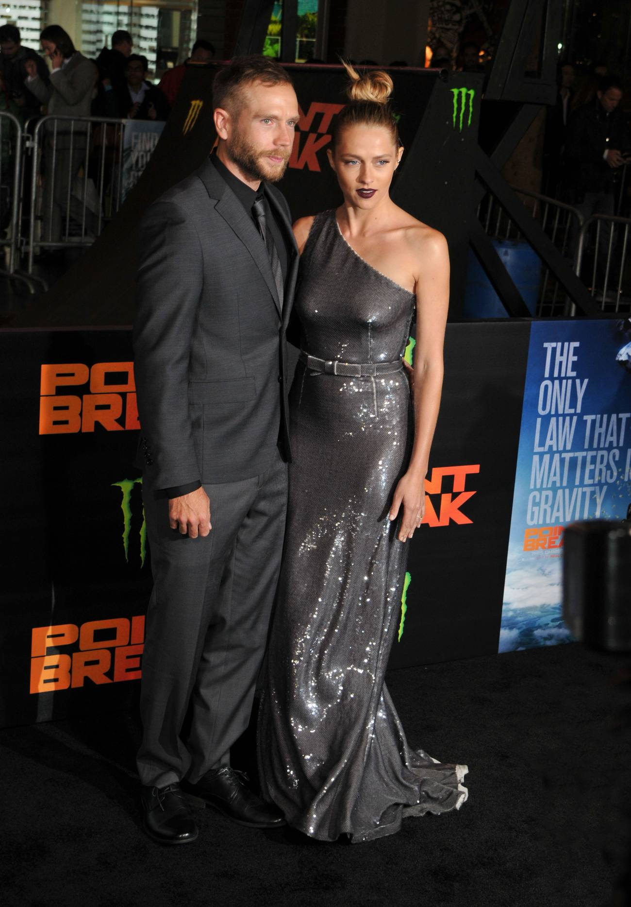 Teresa Palmer attendse Point Break LA Premiere-2