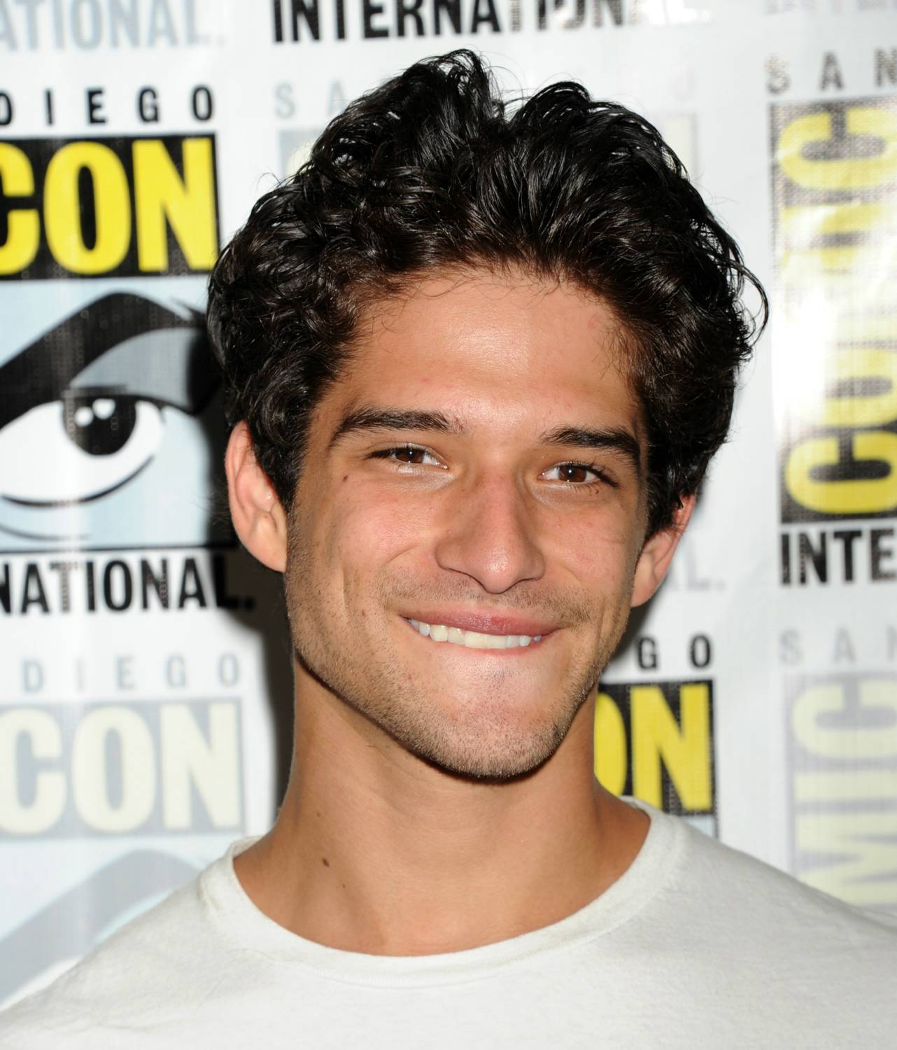 Tyler Posey at Comic-Con International Teen Wolf Press Line-2