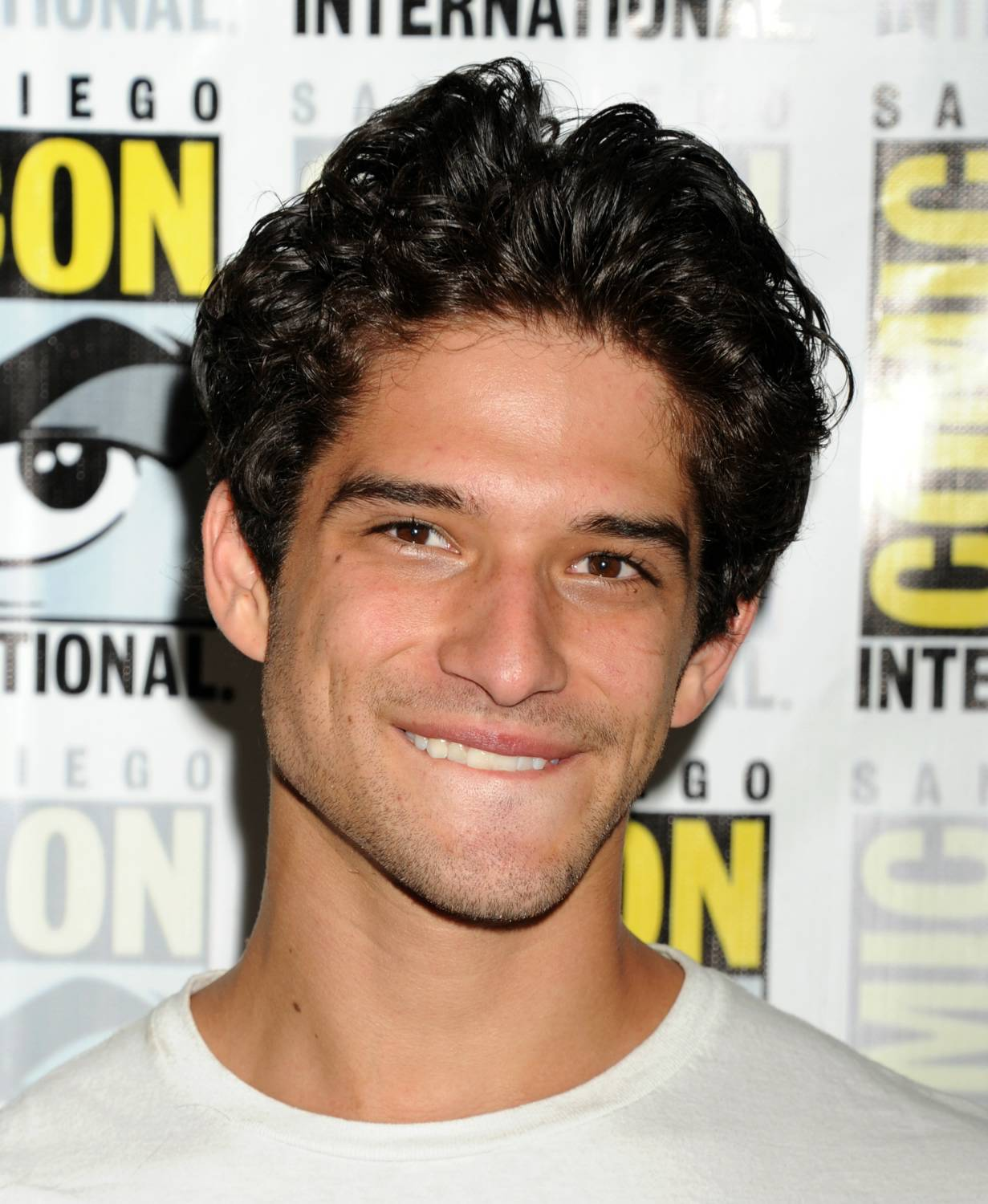Tyler Posey at Comic-Con International Teen Wolf Press Line-3