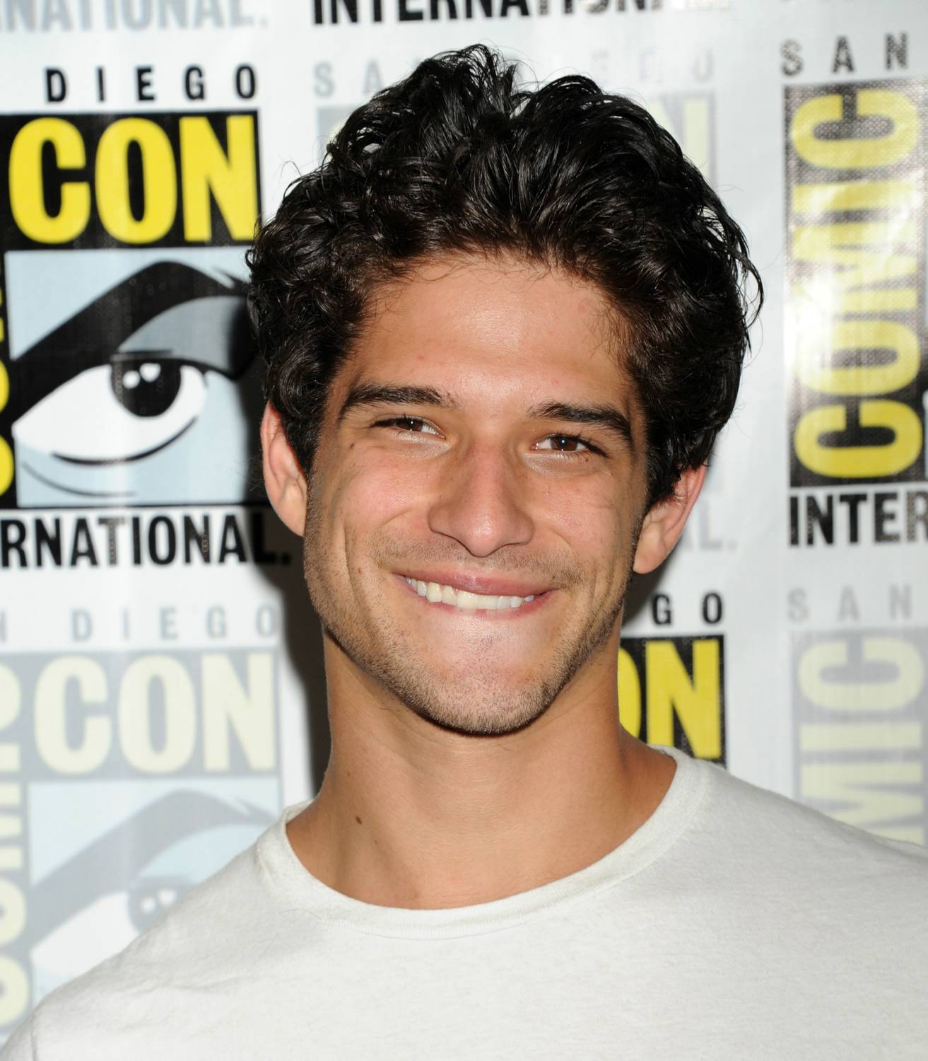 Tyler Posey at Comic-Con International Teen Wolf Press Line-4