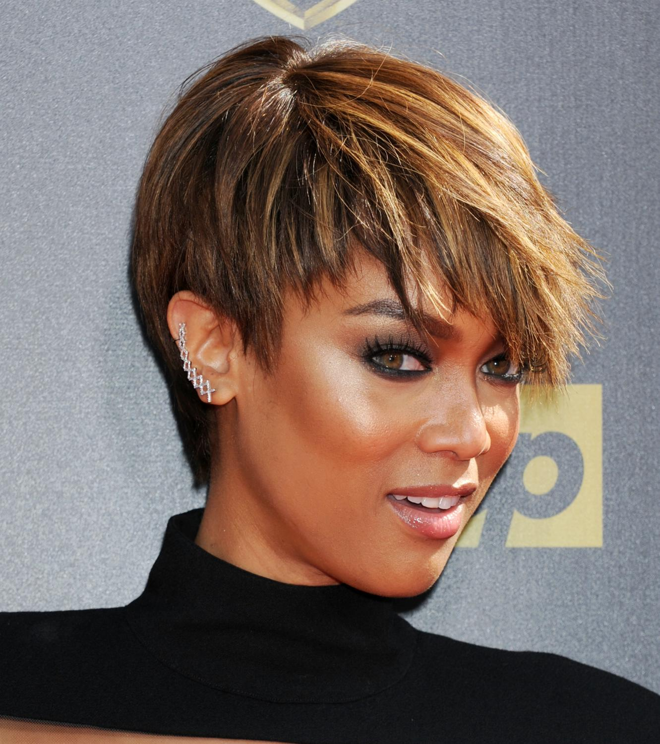 Tyra Banks Awards: Tyra Banks At Daytime Emmy Awards