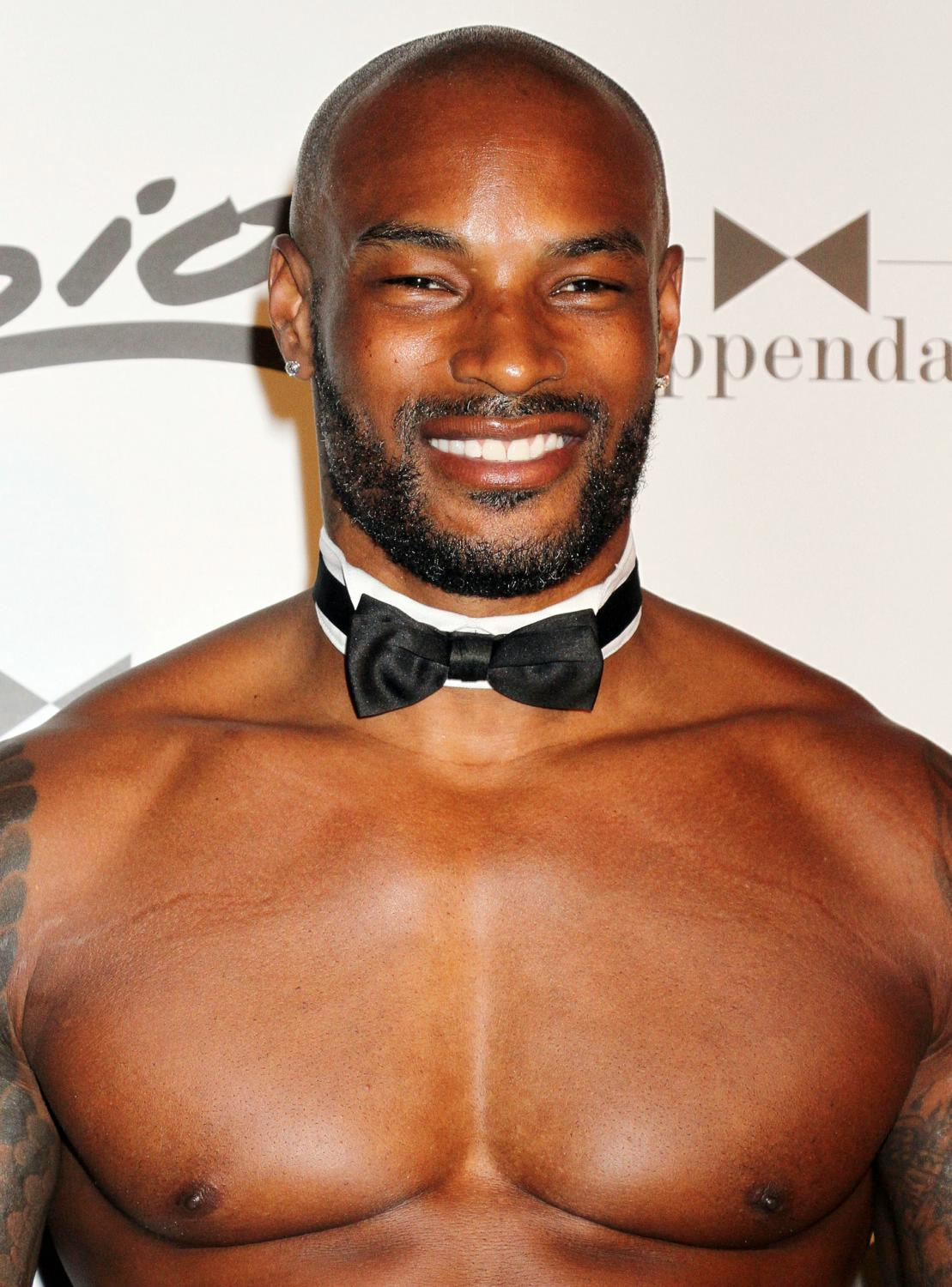 Tyson Beckford at Opening Night Red Carpet Chippendales ... Vera Farmiga