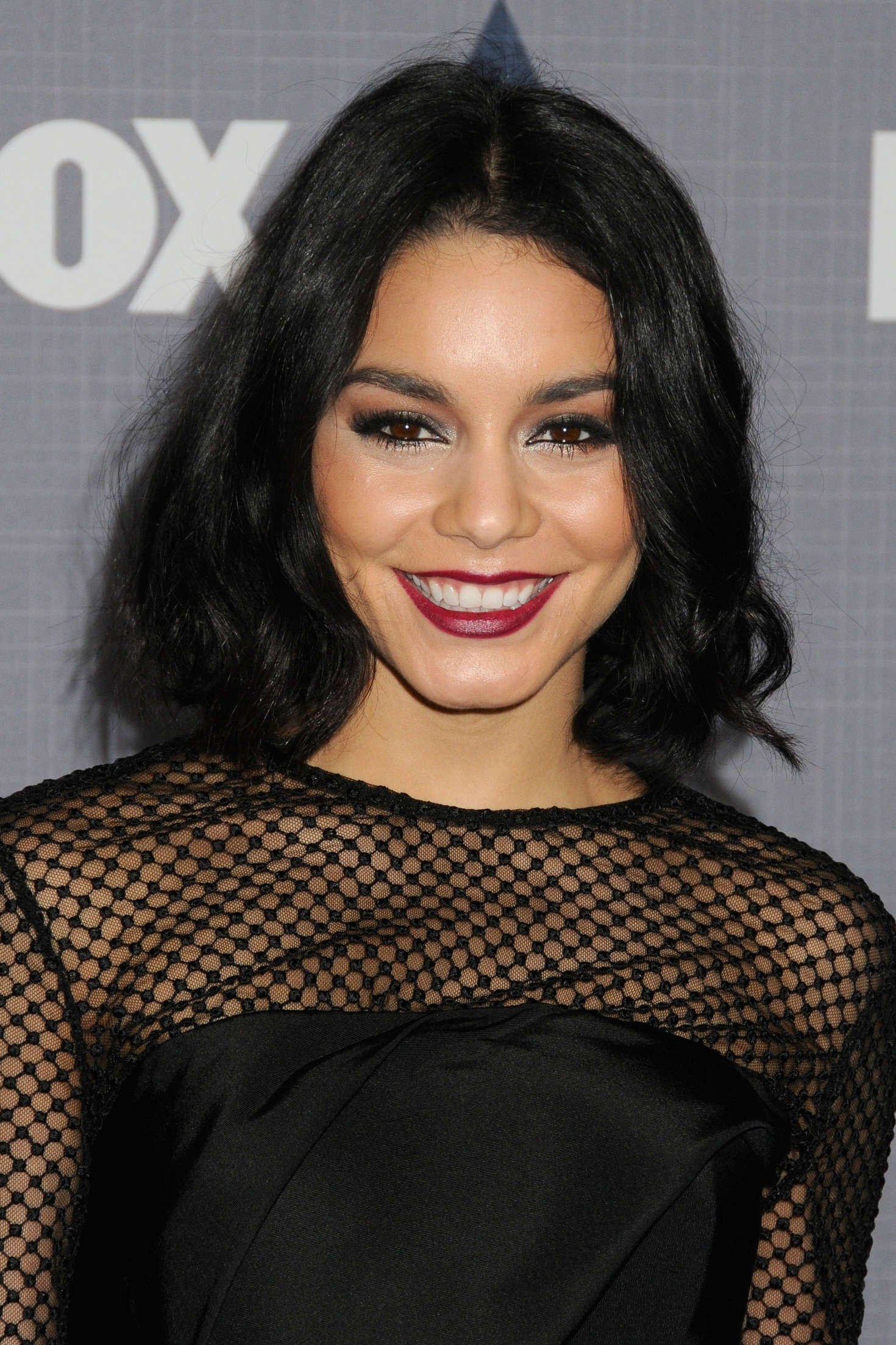 Vanessa Hudgens at FOX...