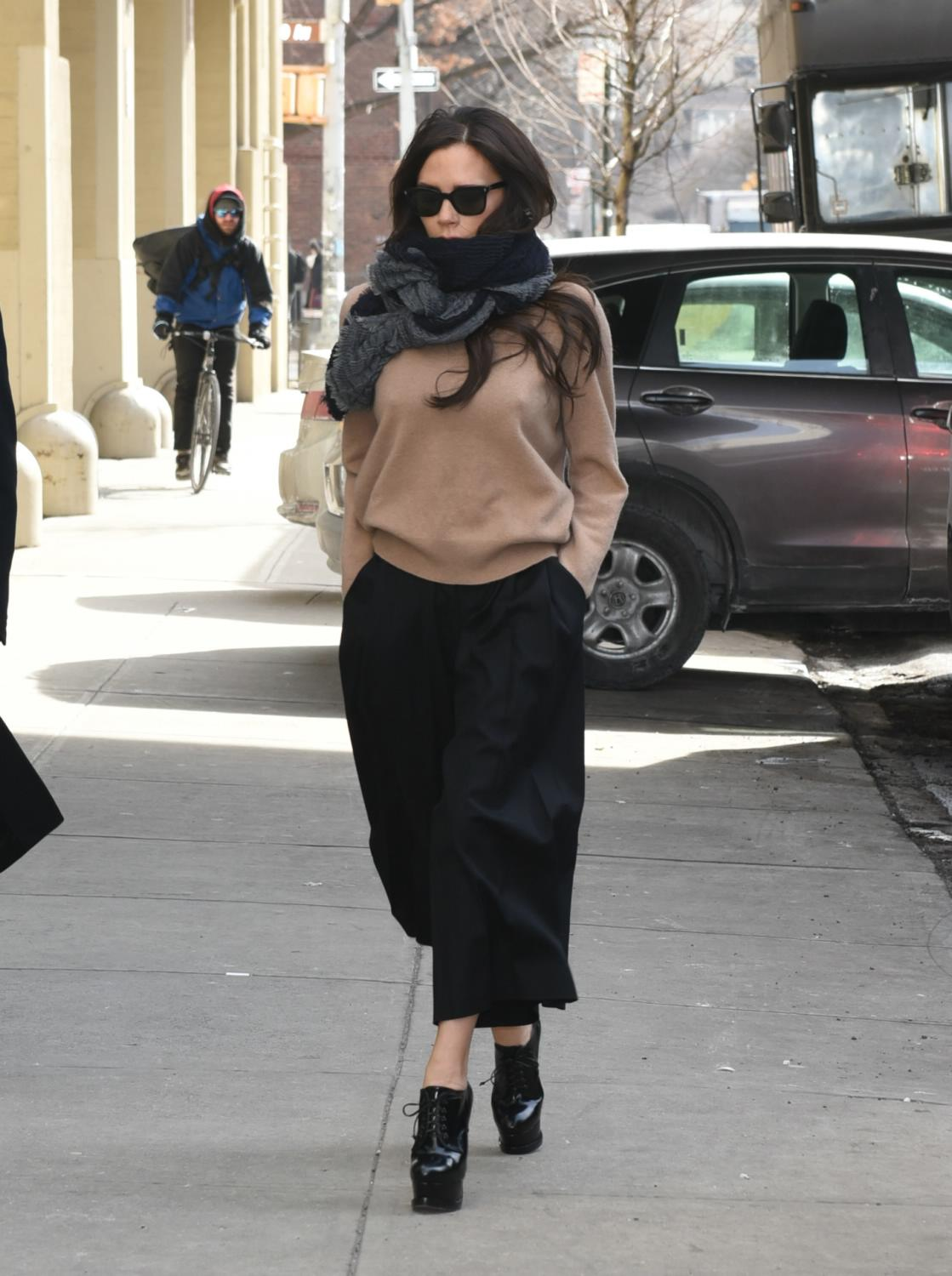 Victoria Beckham Out in NYC-1