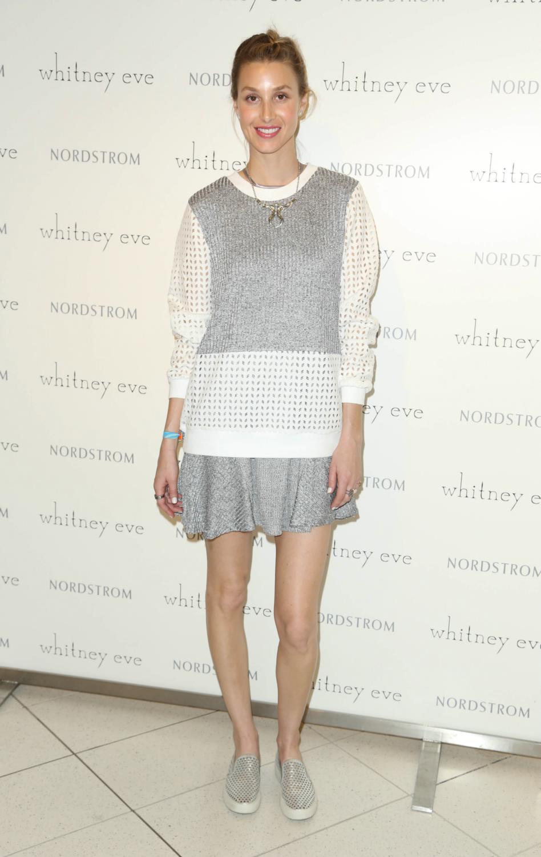 Whitney Port at Whitney Eve Clothing Line-1