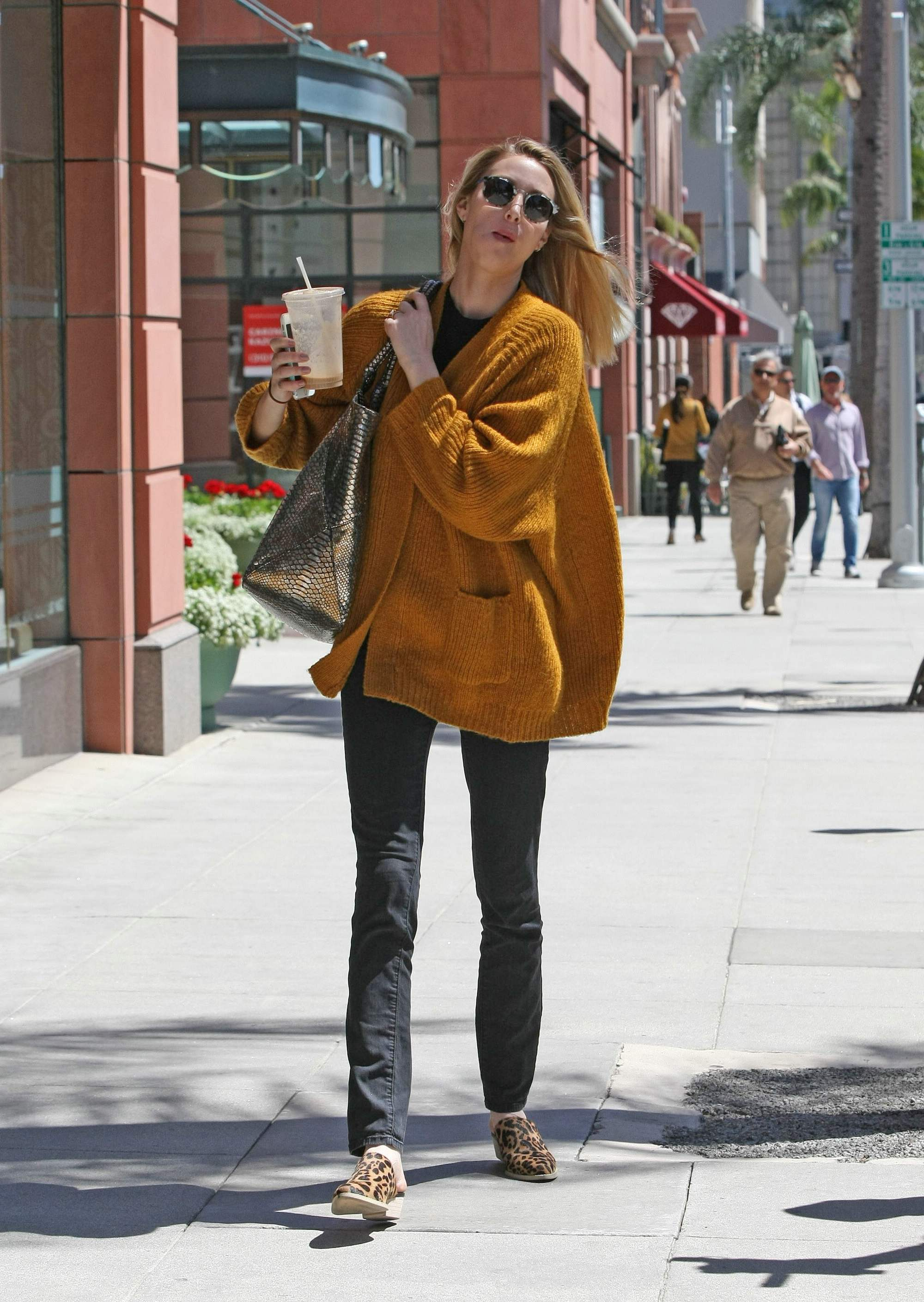 Whitney Port in Los Angeles-1