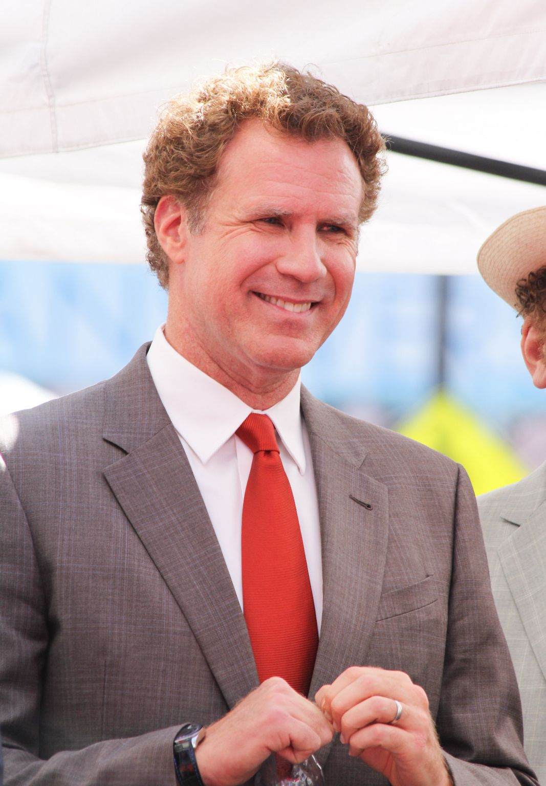 Will Ferrell At His Hollywood Walk Of Fame – Celeb Donut