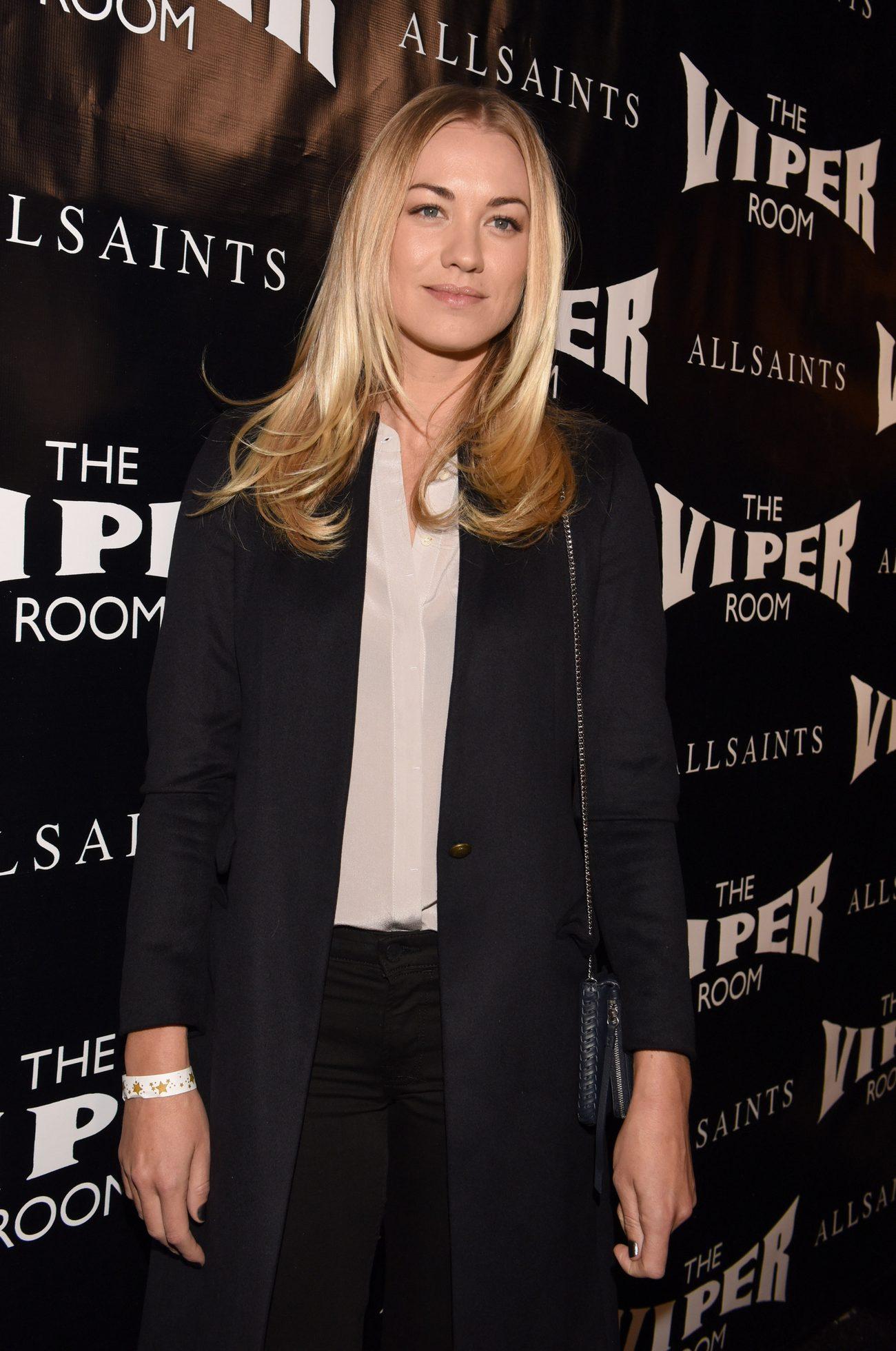 Yvonne Strahovski at Viper Room Re Launch Party-1